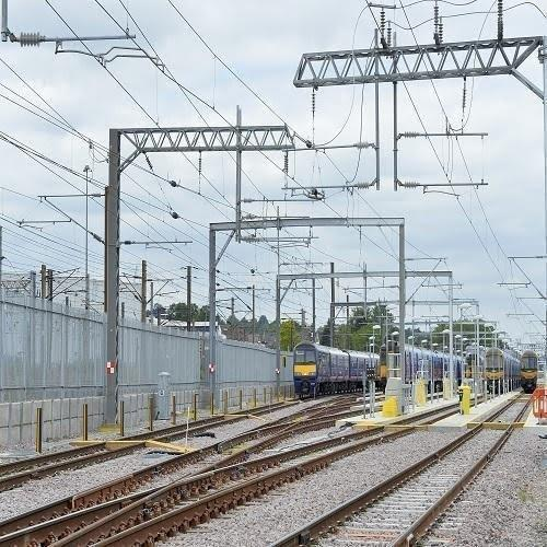 Railway Electrification Structures For OHE & TSS